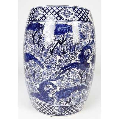 Oridatown Ceramic Garden Stool - Wayfair
