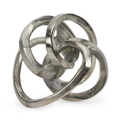 Jacobus Knotted Sculpture - Wayfair