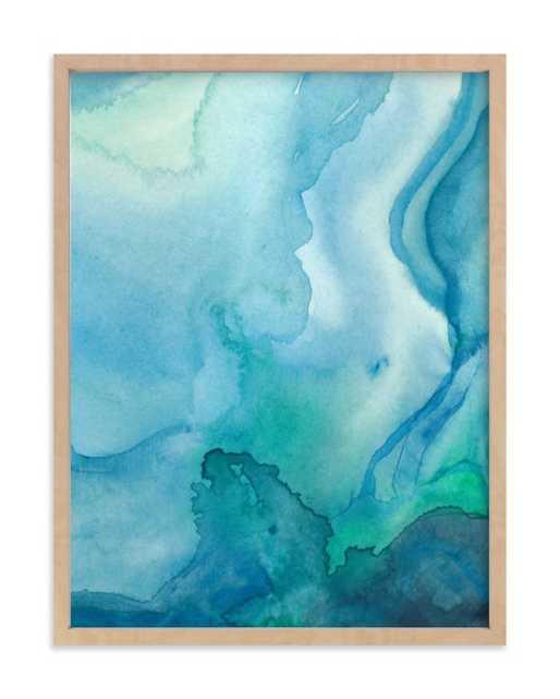 Under Water Art Print - Minted
