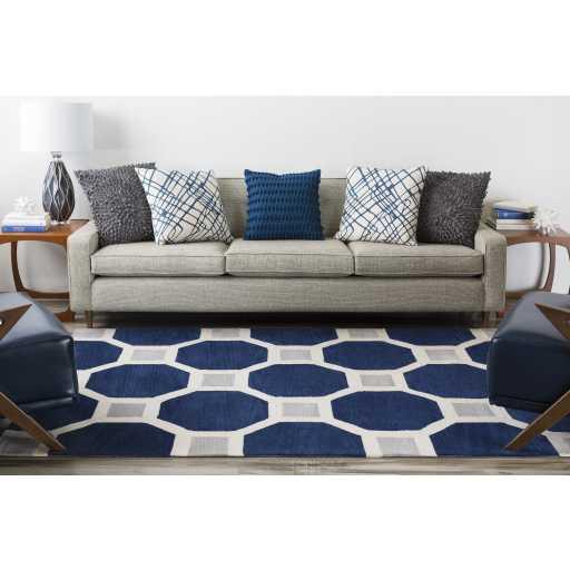 Dahlia 18x18 Pillow with Polyester Insert - Neva Home