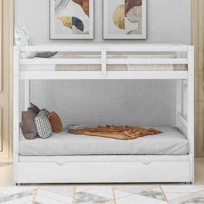 Havant Twin Over Twin Expandable To King Bunk Bed with Trundle - Wayfair