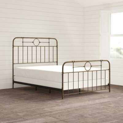 Wilhelmina Standard Bed - Birch Lane
