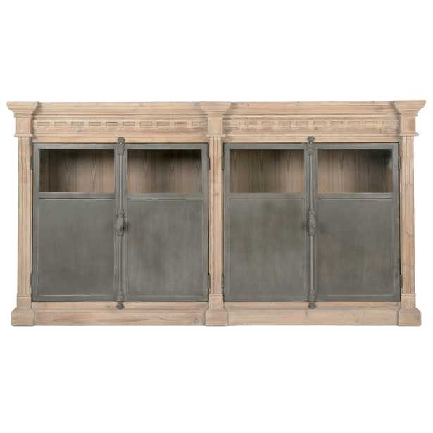 Grecian Media Sideboard - Alder House