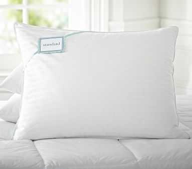 "PBK Premium Down Pillow Insert, Standard, 20 x 26"" - Pottery Barn Kids"