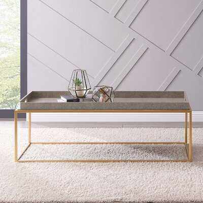 Faisal Frame Coffee Table - Wayfair