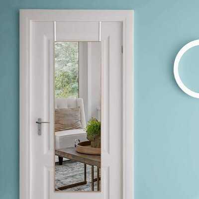 Derren-John Over the Door Full Length Mirror - Wayfair