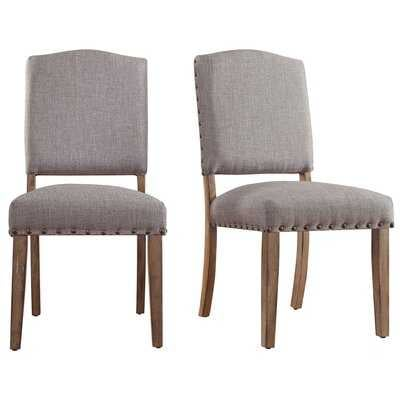 Harold Dining Chair (set of 2) - Wayfair
