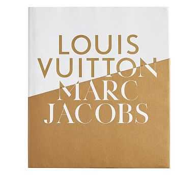 Louis Vuitton Marc Jacobs, Coffee Table Book - Pottery Barn