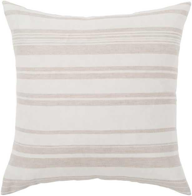 "Baris - BIS-001 - 20"" x 20"" - pillow cover only - Neva Home"