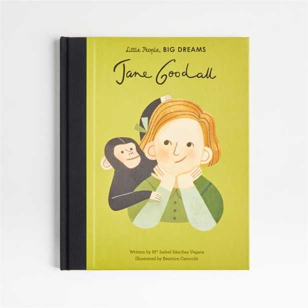 Little People Jane Goodall - Crate and Barrel