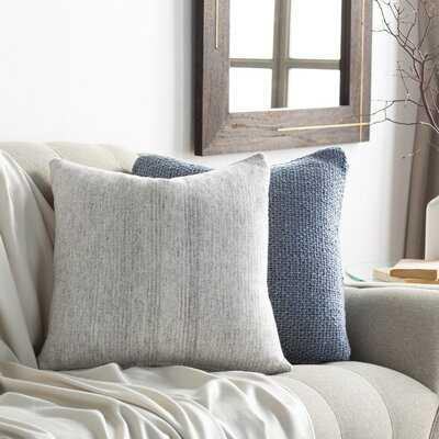 Kaneohe Square Pillow Cover & Insert - Birch Lane