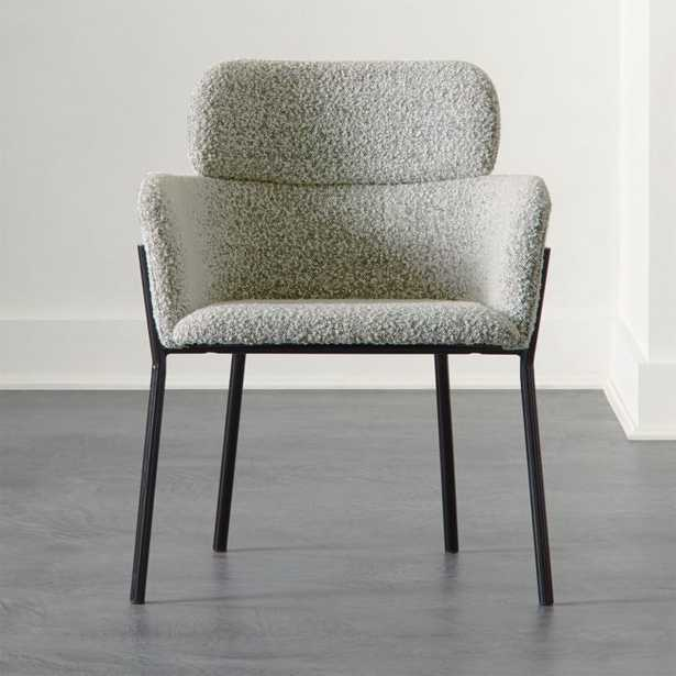 Azalea Boucle Chair - CB2
