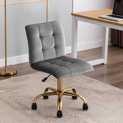 Velvet Task Chair - Wayfair