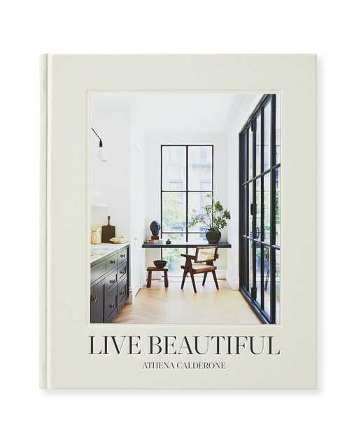 """""""Live Beautiful"""" by Athena Calderone - Serena and Lily"""