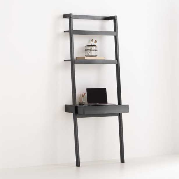 Sawyer Black Desk - Crate and Barrel