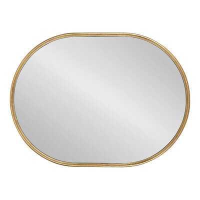 Stuart Edged Frame Wall Mirror - Wayfair