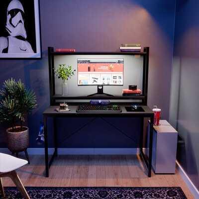 Fortier Gaming Desk - Wayfair
