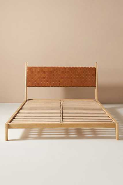 Cove Bed By Anthropologie in Beige Size KG TOP/BED - Anthropologie