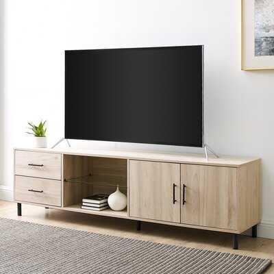 "Hendrix TV Stand for TVs up to 78"" - Wayfair"