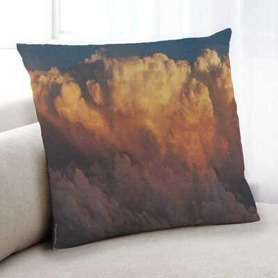 Earth Clouds 17 Throw Pillow - Wayfair