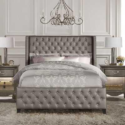 Ripley Upholstered Standard Bed - Wayfair