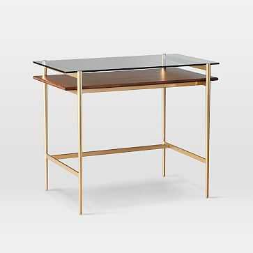 Mid-Century Art Display Mini Desk - West Elm