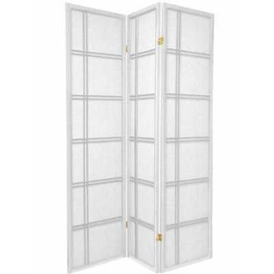 Edgerton 5.9ft Room Divider - Wayfair