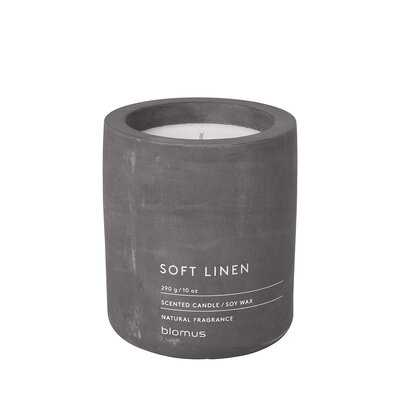 Fraga Soft Linen Scented Jar Candle - Birch Lane