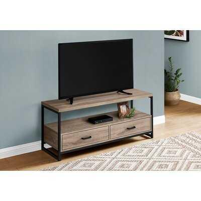 """Braxtan TV Stand for TVs up to 43"""" - Wayfair"""