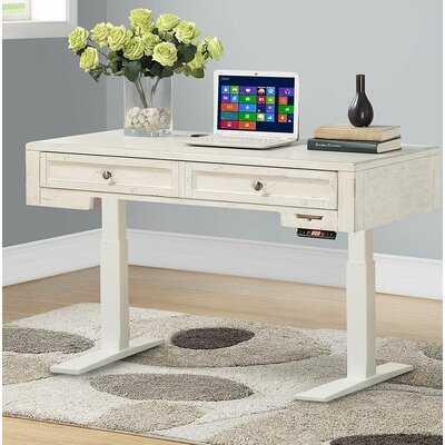 Quezada Height Adjustable Standing Desk - Wayfair