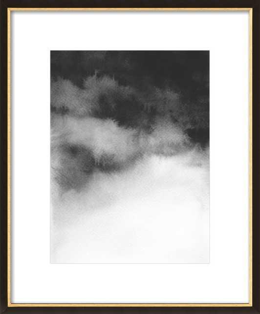 Overcast by Melissa Selmin for Artfully Walls - Artfully Walls