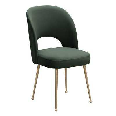 Saldana Upholstered Side Chair - Wayfair