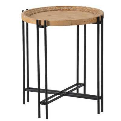 Govan Tray Top End Table - Wayfair