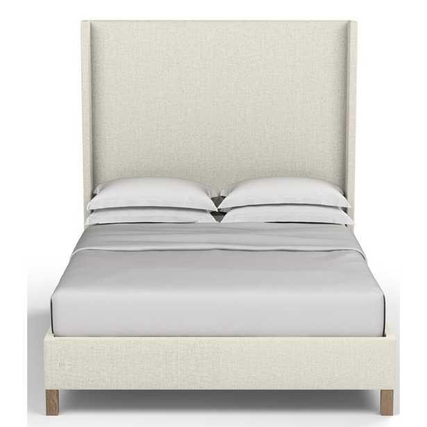 Lincoln Shelter Upholstered Panel Bed - Perigold