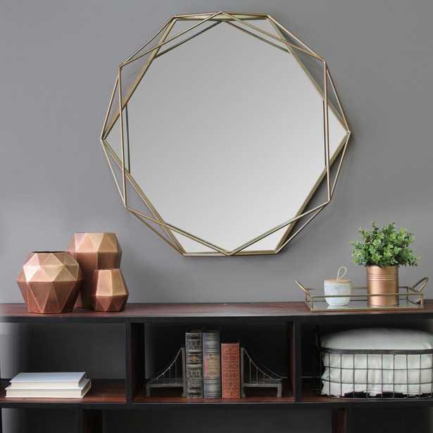 Chloe Wall Mirror - Home Depot