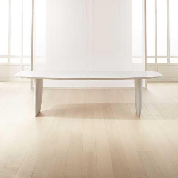 Bordo XL Dining Table - CB2