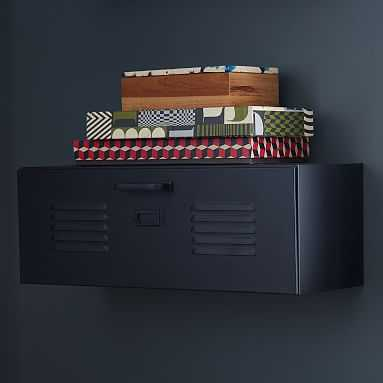 Locker Drawer Shelf - Pottery Barn Teen