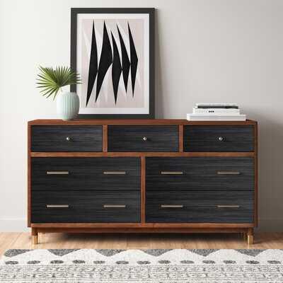 Twedt 7 Drawer Double Dresser - AllModern