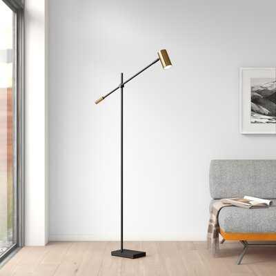 """Jared 63"""" LED Task Floor Lamp - AllModern"""