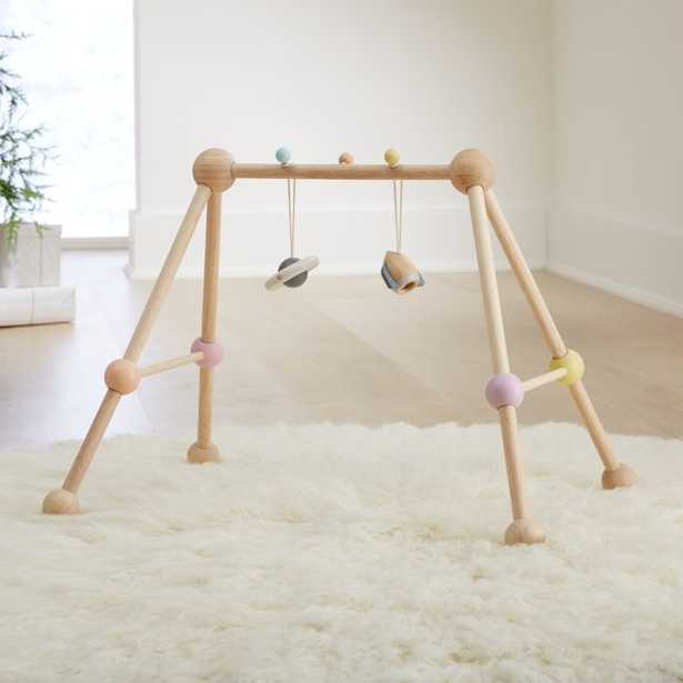 Plan Toys Play Gym - Crate and Barrel