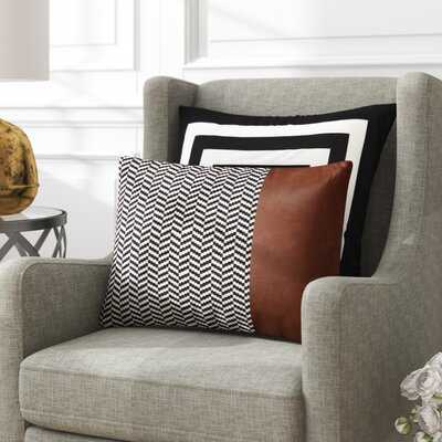 Henn Lumbar Pillow Cover - AllModern