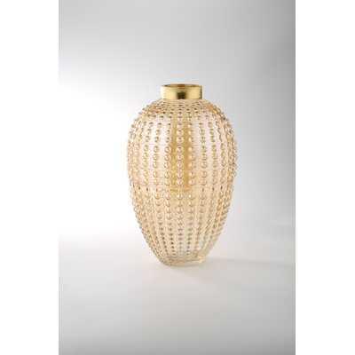 Erra Indoor / Outdoo Glass Table vase - Wayfair