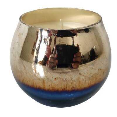 Round Mercury Scented Jar Candle - Wayfair
