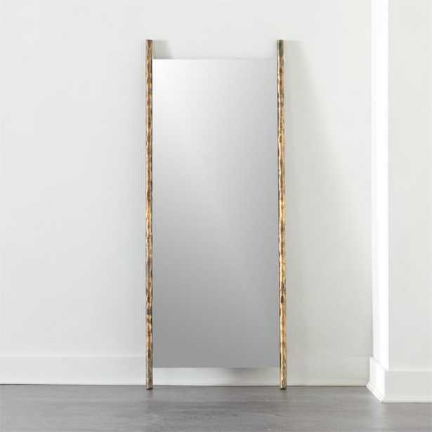 Abel Leaning Floor Mirror - CB2