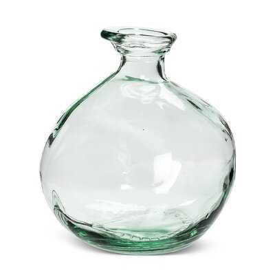 """Pereira Clear 6.5"""" Glass Table Vase - Wayfair"""