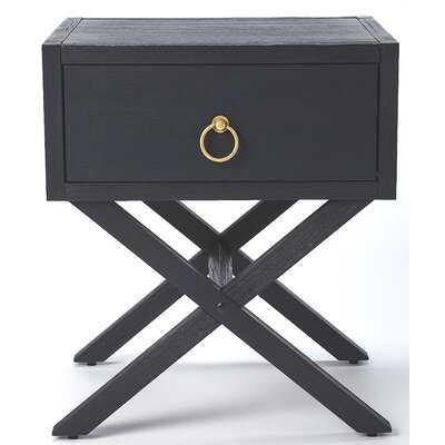 Celestine End Table with Storage - Wayfair