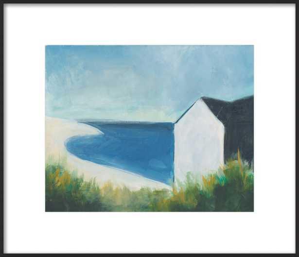 Beach House by Jan Weiss for Artfully Walls - Artfully Walls