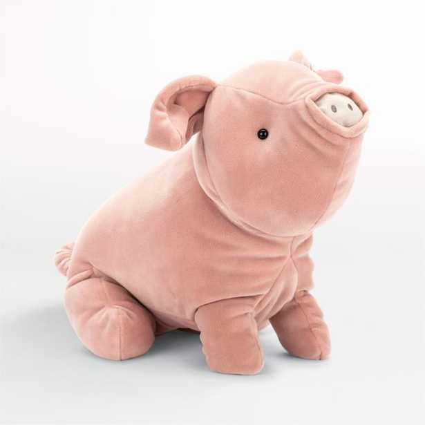 Jellycat ® Mellow Mallow Pig - Crate and Barrel