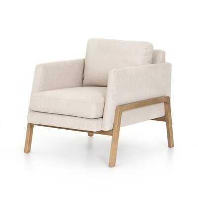 "Brancato 30.5"" Wide Polyester Armchair - Wayfair"