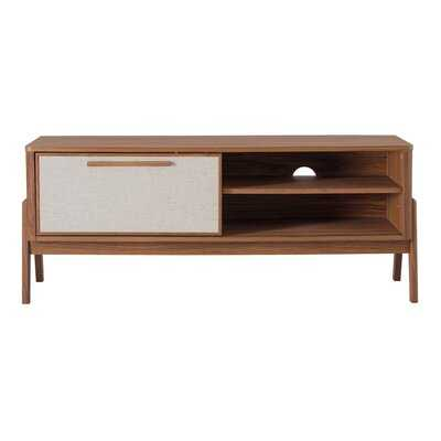 """Volney TV Stand for TVs up to 55"""" - Wayfair"""